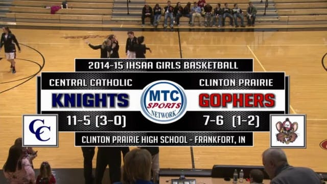 2015 GBB Central Catholic at Clinton ...