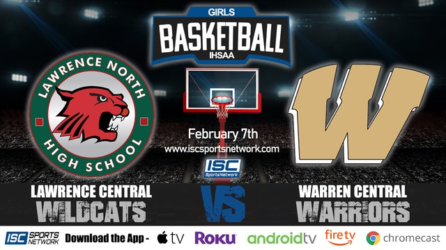 2020 IHSAA GBB Lawrence North vs Warren Central