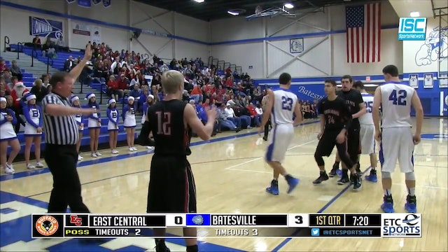 2014 BBB East Central at Batesville