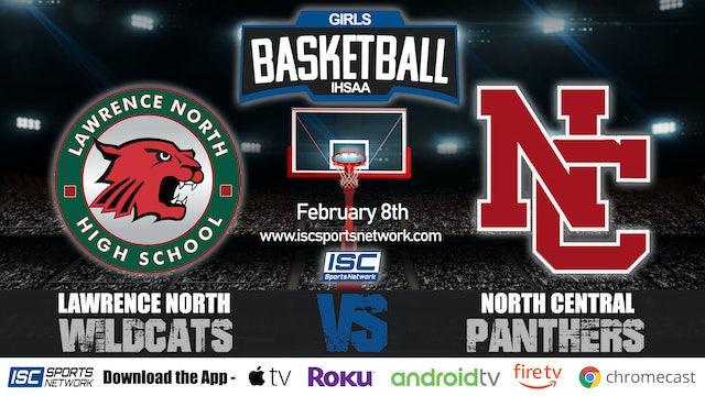 2020 IHSAA GBB Lawrence North vs North Central