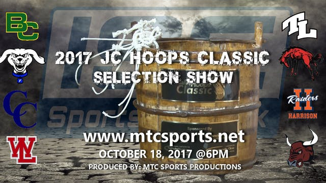 2017 Franciscan Hoops Selection Show