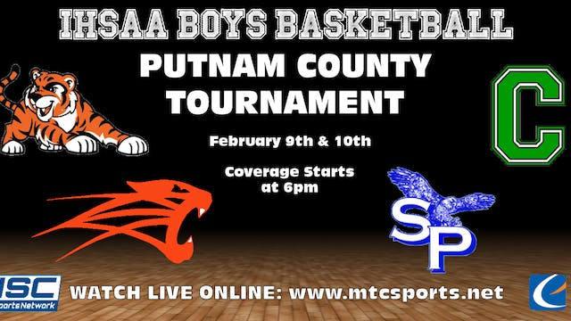 2017 BBB PCT North Putnam vs Greencastle