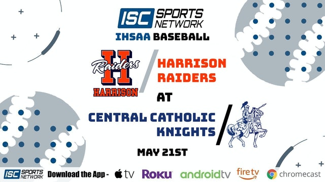 2021 BSB Harrison at Central Catholic 5/21