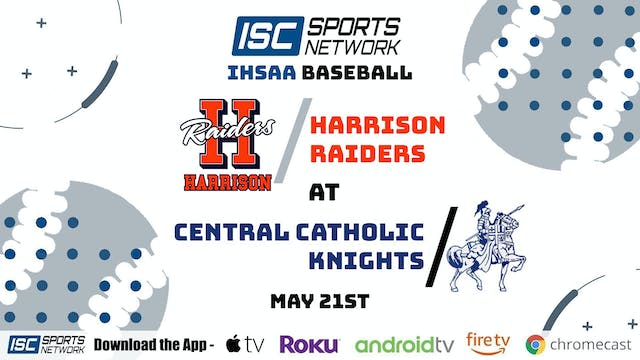 2021 BSB Harrison at Central Catholic...