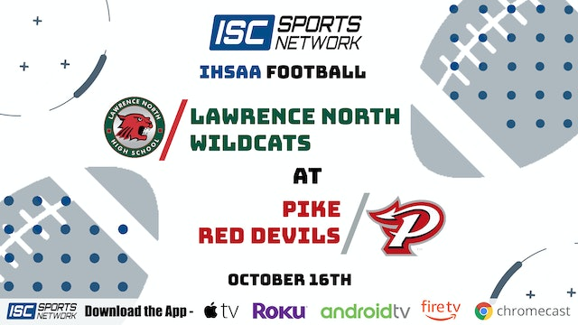 2020 FB Lawrence North at Pike