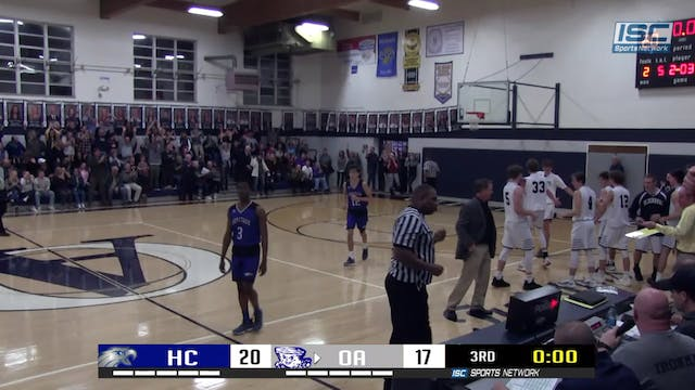 2019 BBB HC at OA buzzer beater