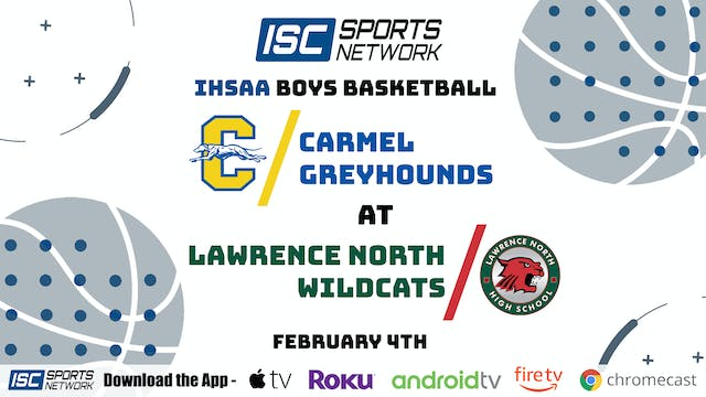 2021 BBB Carmel at Lawrence North 2/4