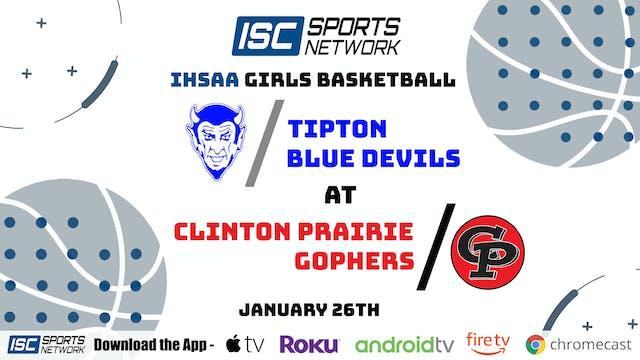 2021 GBB Tipton at Clinton Prairie 1/26