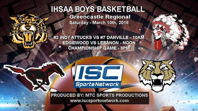 2018 IHSAA BBB Danville vs Indianapolis Attucks