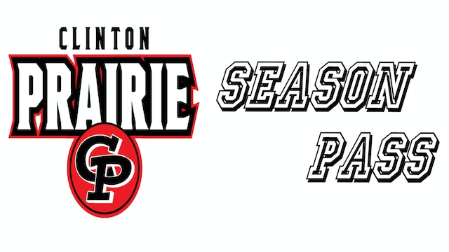 Clinton Prairie High School 2020-21 Season Pass