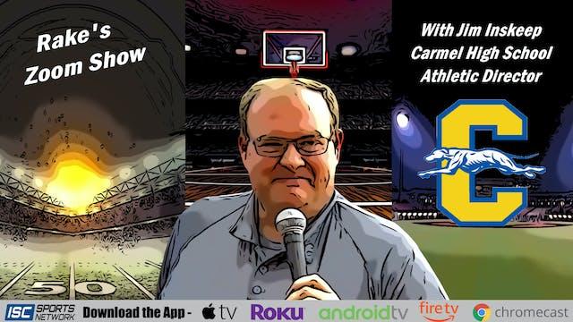 Rake's Zoom Show: Jim Inskeep