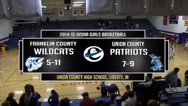 2015 GBB Franklin County at Union County