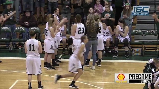 2018 IHSAA GBB Milan at South Ripley