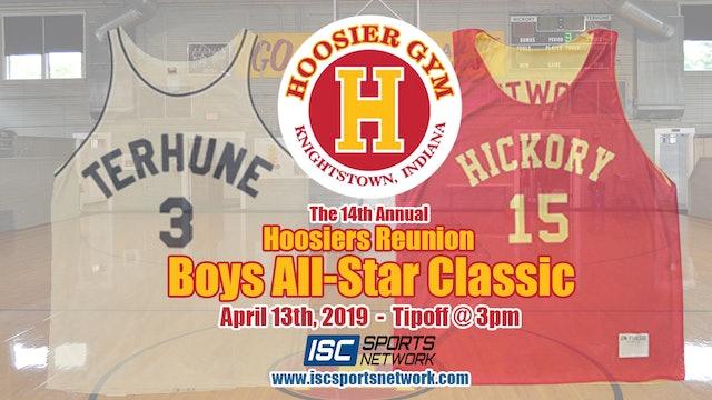2019 Boys Hoosiers Reunion All-Star Classic