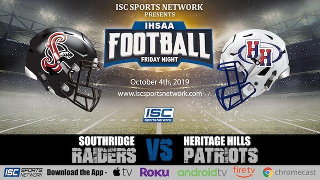 2019 FB Southridge at Heritage Hills