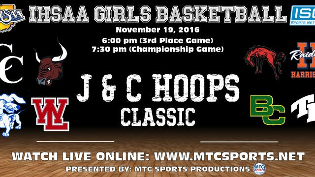 2016 GBB JCHoops McCutcheon vs Harrison