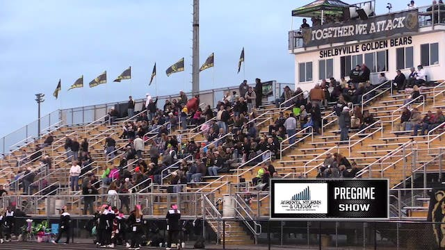 2015 IHSAA East Central at Shelbyville