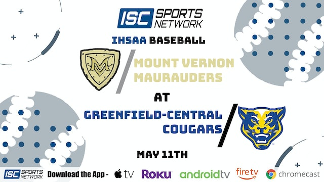 2021 BSB Mt Vernon at Greenfield-Central 5/11