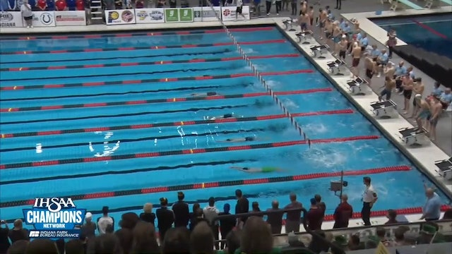 2018 IHSAA Boys Swimming and Diving State Finals