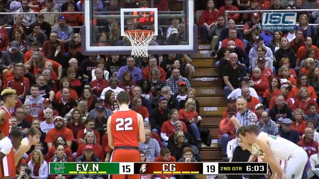 2018 IHSAA BBB Evansville North vs Center Grove