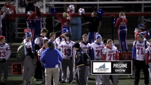 2015 FB Roncalli at East Central