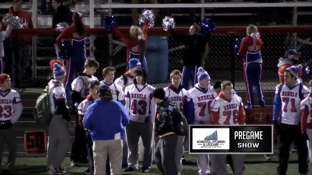 2015 IHSAA Indianapolis Roncalli at E...