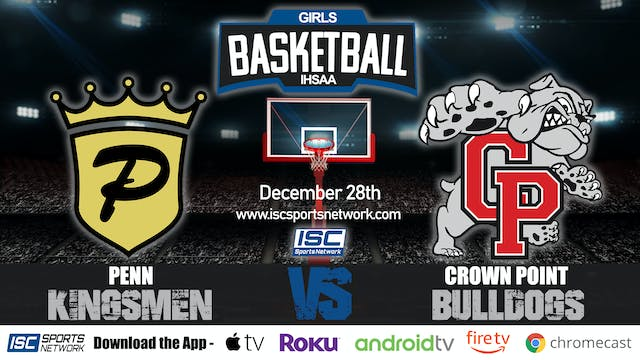 2019 HOF GBB Penn vs Crown Point