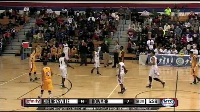 2013 BBB IPSAC Clarksville vs Bowman Academy