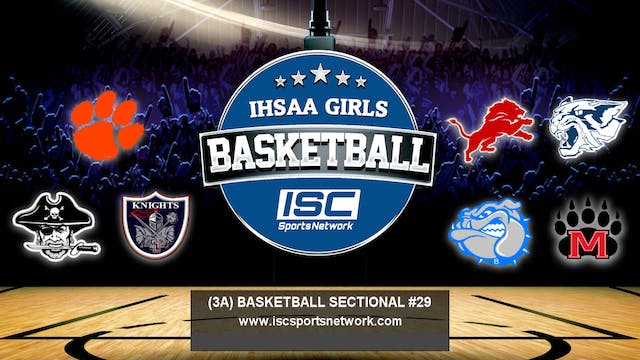 2019 IHSAA GBB Lawrenceburg vs Madison