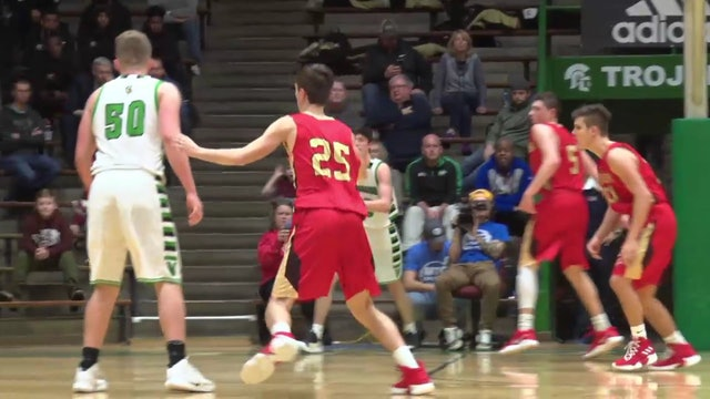 2018 Valparaiso buzzer beater vs Westview at Hall of Fame Classic
