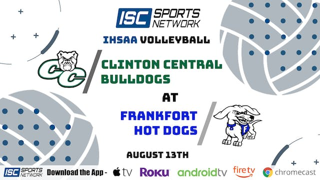 2020 VB Clinton Central at Frankfort ...