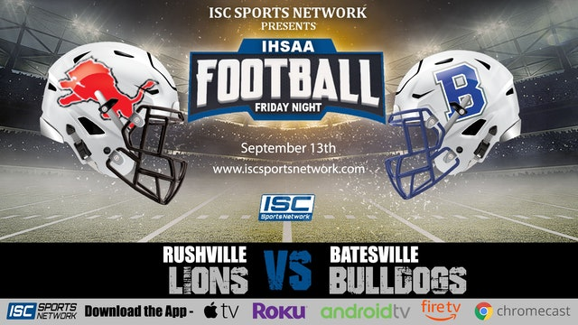 2019 FB Rushville at Batesville