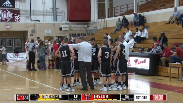 2015 BBB ME Corydon Central at Taylor