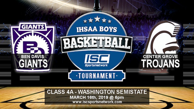 2019 IHSAA BBB Ben Davis vs Center Grove