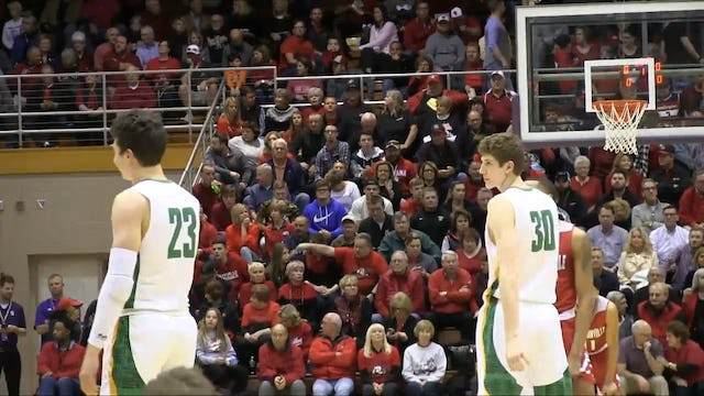 2018 IHSAA Jeffersonville vs Floyd Central