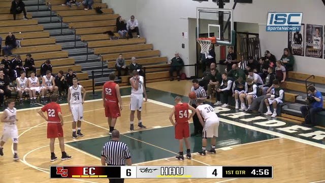 2017 BBB East Central vs Hauser