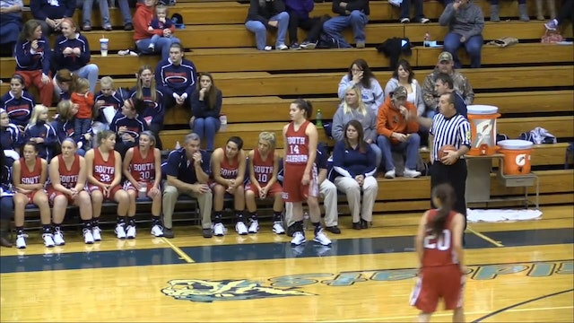 2014 GBB South Dearborn at Franklin County