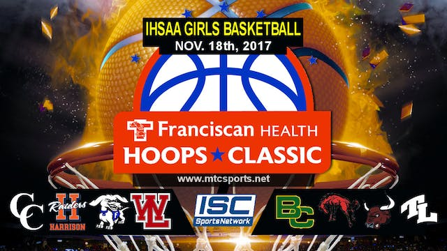 2017 FHC GBB Benton Central vs Lafaye...