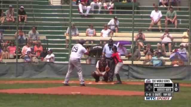 2014 Game 6 Mexico vs. Hoosier North