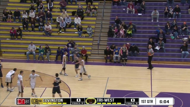2015 BBB MBC Covington vs Tri West