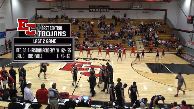 2016 BBB Franklin County at East Central