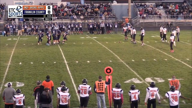2015 FB Broad Ripple at Franklin County