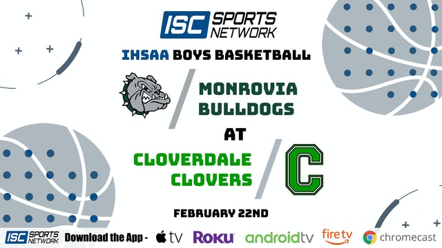 2021 BBB Monrovia at Cloverdale 2/22