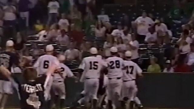 Silver Anniversary: 1993 Clinton Prairie Baseball