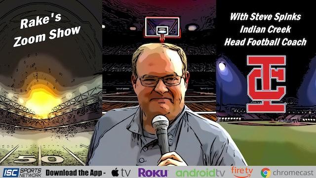Rake's Zoom Show: Steve Spinks