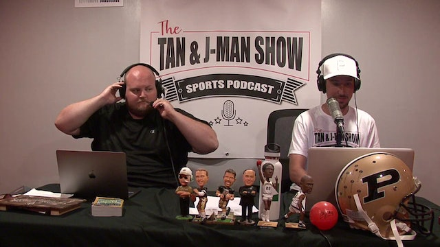 The Tan and JMan Show: Episode 195