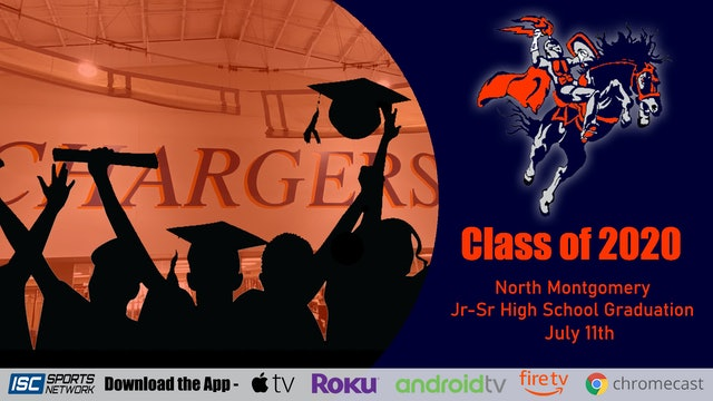 2020 North Montgomery High School Graduation