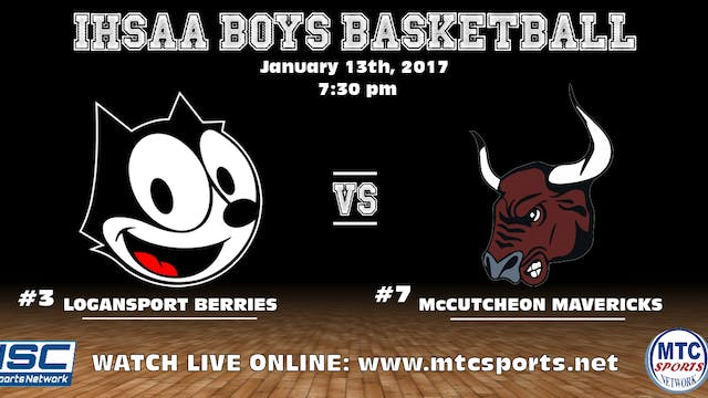 2017 BBB Logansport at McCutcheon