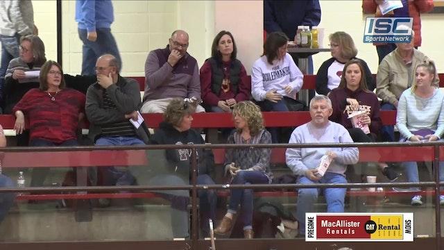 2018 IHSAA McCutcheon vs Lafayette Jeff