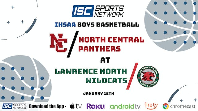2021 BBB North Central at Lawrence North 1/12
